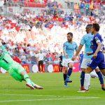 «Манчестер Сити» обыграл «Челси» в матче за Суперкубок Англии