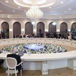 """Лидеры каспийской """"пятерки"""" подписали Конвенцию о статусе Каспийского моря"""