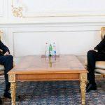 Ильхам Алиев принял нового посла Грузии в Азербайджане