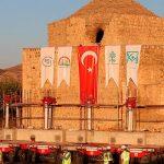 В Турции переносят объект культурного наследия