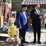 Президент Ильхам Алиев и Первая леди Мехрибан Алиева приняли участие в открытии археологического музея в Шамахы, построенного по инициативе Фонда Гейдара Алиева