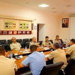 Делегация Вооруженных сил Турции находится с визитом в Азербайджане