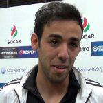 Эльвин Юнусзаде: Приятно было забить и помочь своей команде