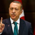 Эрдоган назвал условие для вывода войск Турции из Сирии