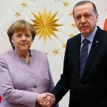 Эрдоган и Меркель обсудили Ливию и Сирию