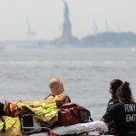 С острова Свободы в Нью-Йорке эвакуировали более трех тысяч человек