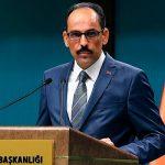 Ибрагим Калын призвал отменить решение о присуждении Нобелевской премии по литературе