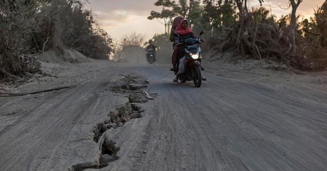Землетрясение магнитудой 6,0 случилось в Индонезии
