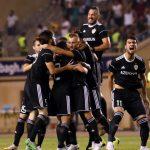 Карабах стал в пятый раз подряд чемпионом Азербайджана