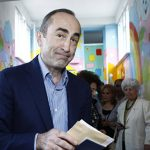 Роберт Кочарян раскритиковал внешнюю политику властей Армении