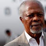 Названа дата похорон Кофи Аннана