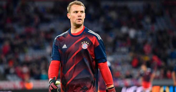 Нойер поделился мнением о победе в Суперкубке УЕФА