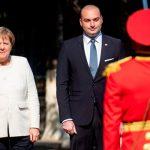 Начался официальный визит Ангелы Меркель на Южный Кавказ