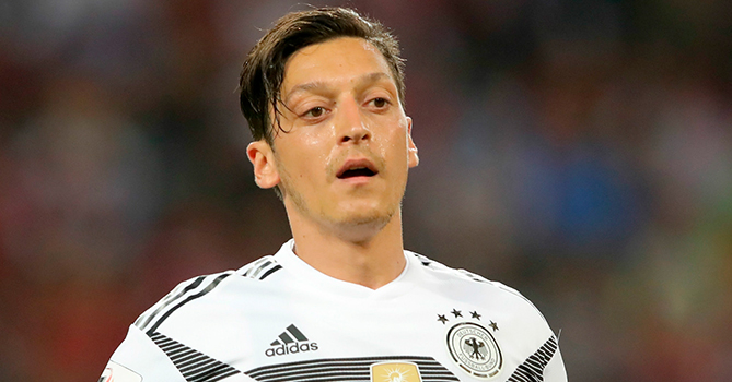 Месут Озил: «Не жалею, что играл за Германию»