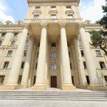 МИД Азербайджана призвал МГ ОБСЕ осудить провокационные заявления руководства Армении
