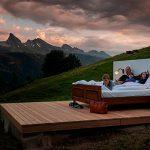 """В Швейцарии открылся отель """"ноль звезд"""" с номерами под открытым небом"""