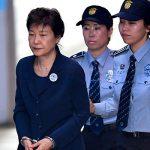 В Южной Корее утвердили 22-летнее заключение для экс-президента