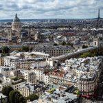 В Париже на дорогах появится покрытие, которое сделает улицы тише