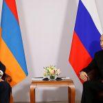 Пашинян заявил, что Россия должна адаптироваться к новой ситуации в Армении