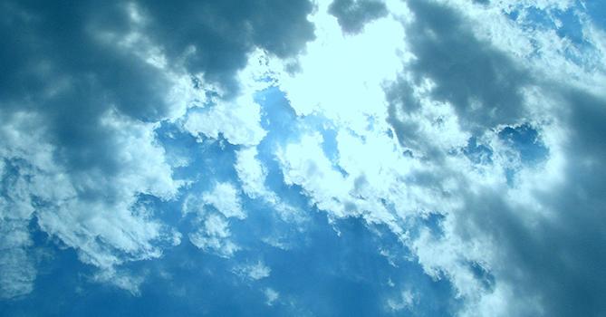 Завтра ожидается пасмурная погода
