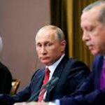 Кремль: Путин и Эрдоган договорились продолжать общение