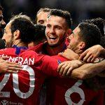 """""""Атлетико"""" обыграл """"Реал"""" в матче за Суперкубок УЕФА"""