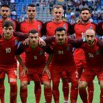 Состав сборной Азербайджана на матчи с Хорватией и Литвой