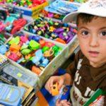 В Баку открылись школьные ярмарки