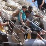 Число жертв взрыва на складе оружия в Сирии выросло в два раза