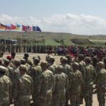 Учения НАТО Noble Partner 2018 начинаются в Грузии