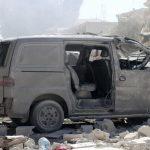 В Идлибе число жертв при взрыве на оружейном складе выросло до 50 человек