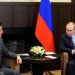 Абэ заявил о намерении провести с Путиным «углубленные переговоры»