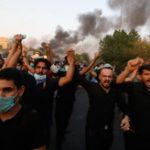 Во время акций протеста в иракской Басре погибли 3 человека, 50 ранены