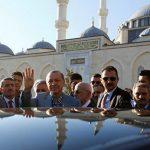 Эрдоган откроет в Германии крупнейшую европейскую мечеть