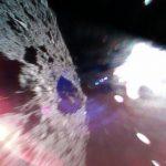 Получены первые в истории фото с поверхности астероида