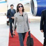 Начался официальный визит Мехрибан Алиевой в Италию