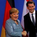 Канцлеры ФРГ и Австрии назвали темы предстоящего саммита ЕС