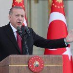 Эрдоган раскритиковал США за оказание поддержки курдам в Сирии