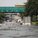 В Таиланде из-за наводнения пострадали 58 тыс. человек