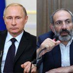 Пашинян обсудит с Путиным вступление Азербайджана в ОДКБ