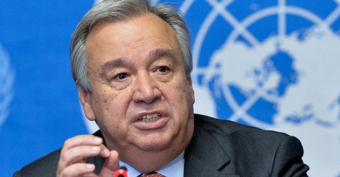 Гутерреш поддержал инициативу президента Азербайджана о проведении специальной сессии ГА ООН по COVID-19