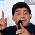 Марадона раскритиковал работу Инфантино на посту главы ФИФА