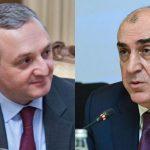 Скоро состоится встреча глав МИД Азербайджана и Армении