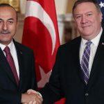 МИД Турции: заявления Госдепа по итогам встреч Помпео и Чавушоглу не отражают их сути