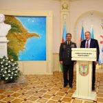Министры обороны Азербайджана и Израиля провели встречу