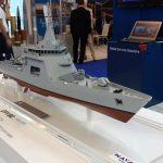Азербайджан совместно с Францией планирует производить военно-патрульные корабли