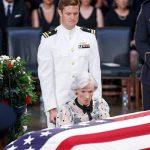 Похороны Джона Маккейна