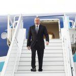 Начался официальный визит президента Ильхама Алиева в Хорватию
