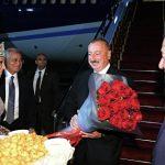 Завершился визит Президента Ильхама Алиева в Кыргызстан