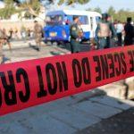 Мощный взрыв прогремел рядом с полицейским участком в Кабуле